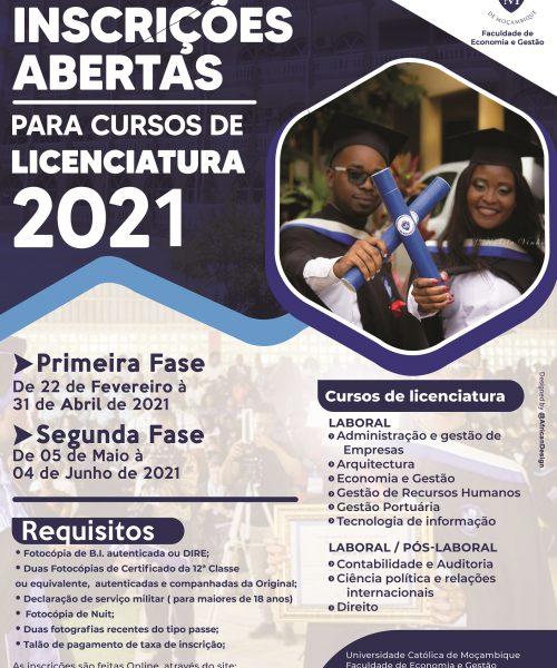 UCM 2021 lincenciatura segunda opçao 01